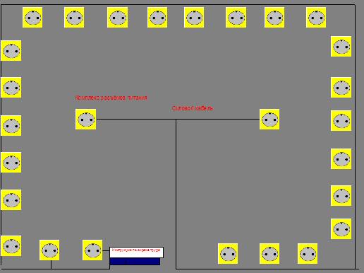 Рис. Схема расположения